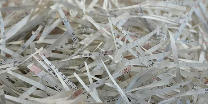 Neue Auflage der BSI-Leitlinien zur Löschung und Vernichtung von Informationen auf Datenträgern
