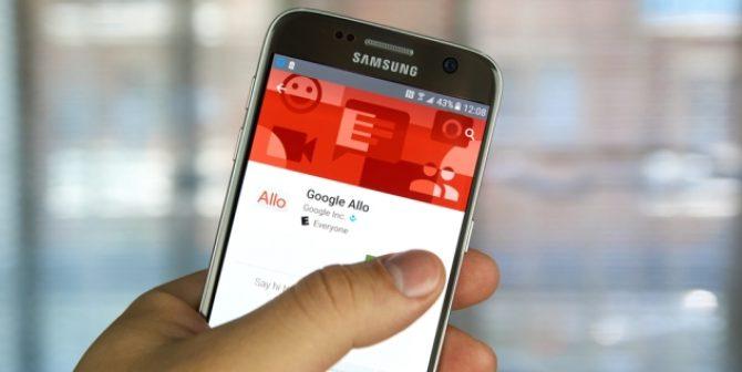 Allo – der Aufschrei über die Datenweitergabe