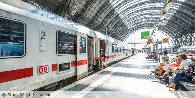 Bodycams bei der Deutschen Bahn