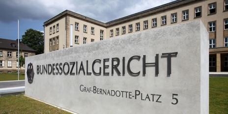 Bundessozialgericht_Fotolia_38702635_S