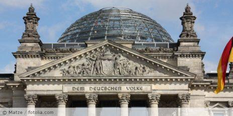 Bundestag_Fotolia_76380820_S