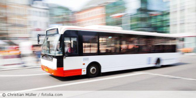 Fahrverhaltensanalyse im Personennahverkehr