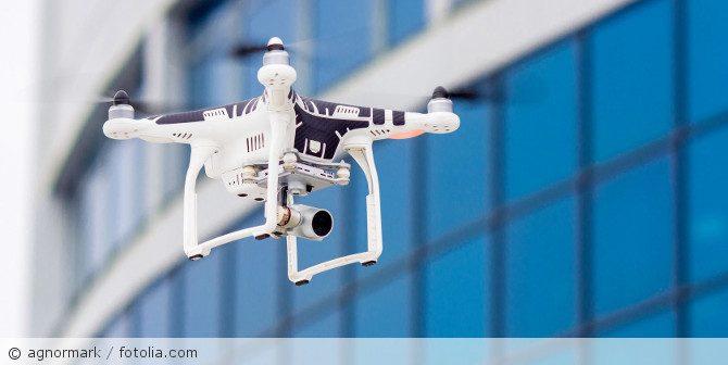 Smart Cams in Drohnen – Ist ein datenschutzkonformer Einsatz überhaupt möglich?