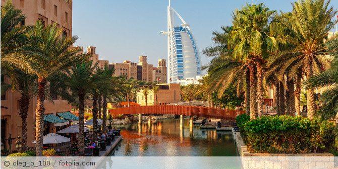 Dubai wird zur Smart City – Mit oder ohne Datenschutz?