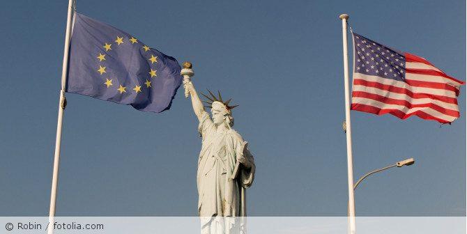 Erste Überprüfung des EU-US-Privacy-Shields