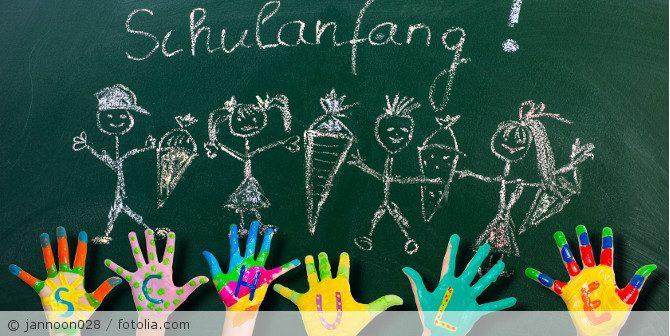 Einschulung und Schulwechsel – große Tage, viele Daten?