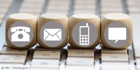 Weiterempfehlungen von Webinhalten per E-Mail