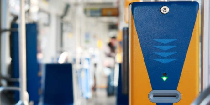 Datenschutz im öffentlichen Nahverkehr – heute Verkehrsverbund Berlin-Brandenburg