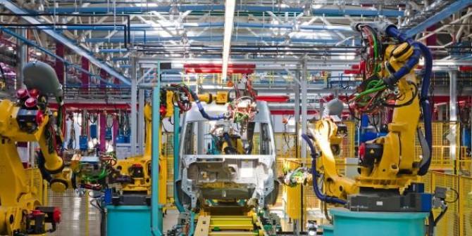 Digitalisierung der Arbeitswelt – Herausforderungen für Wirtschaft und technische Bildung