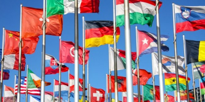 Datenschutz-Grundverordnung – International – wann gilt welches Recht/ Übermittlung von Daten ins Ausland
