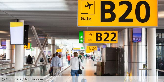 Gesichtserkennung am Airport in Sydney im Test