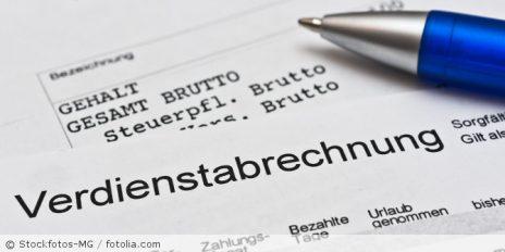 Müssen Partner von SGB II-Empfängern ihre Gehaltsabrechnung beim Jobcenter vorlegen?