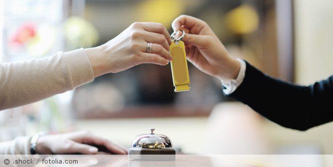 Zechprellerei im Hotel- Sicherheit durch Ausweiskopien?