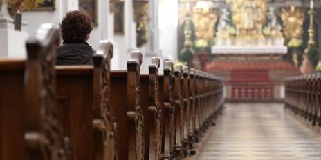 Datenschutz in der Pfarrei – Teil 2: Videoüberwachung im Gotteshaus
