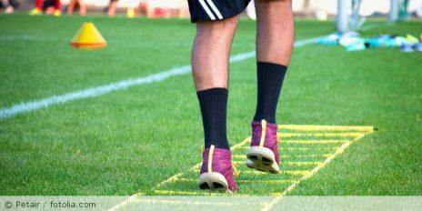 Wenn der Trainer die Spieler per App überwacht: Wie geht´s deinem Knie?