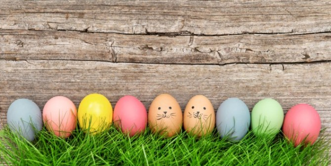 Rechtskonforme Ostereiersuche – oder wie ein Generationenstreit vermieden werden kann
