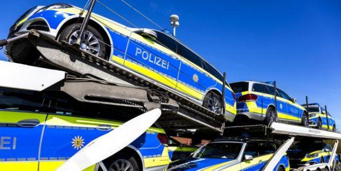 Die Polizei, dein Freund und Vorbild – datensparsame Autos