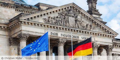 Bundestag beschließt neues Datenschutzgesetz