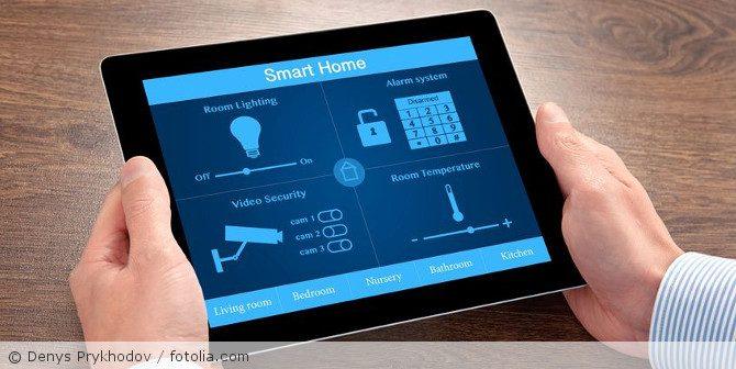 Vom Smartphone zum Smarthome