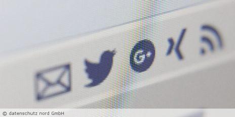 Datenschutzerklärung bei Twitter einbinden