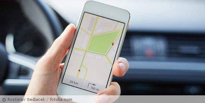 Wo bist du? Google Maps mit Live-Standort versus Datenschutz