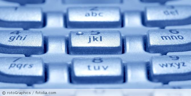 Telefontastatur_fotolia_19090223