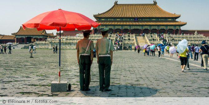 Das chinesische Sozialkreditsystem und das Datenschutzrecht