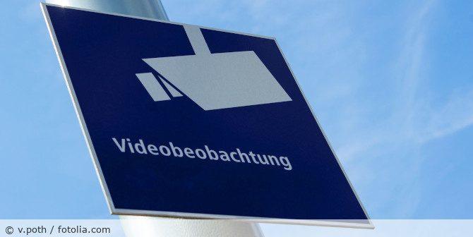 Die Videoüberwachung im öffentlichen Nahverkehr