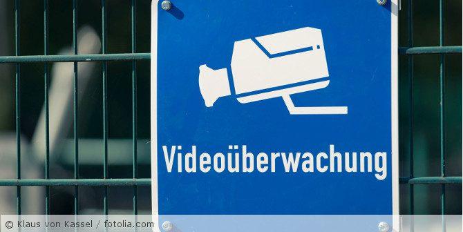 Neue Kennzeichnungspflicht von Videoüberwachungsanlagen