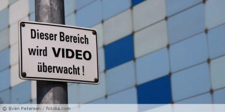 Immer mehr Videoüberwachung: Die Novellierung vom BDSG und BPolG