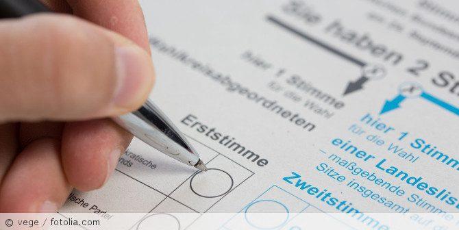 Ein Softwareupdate für die Bundestagswahl?