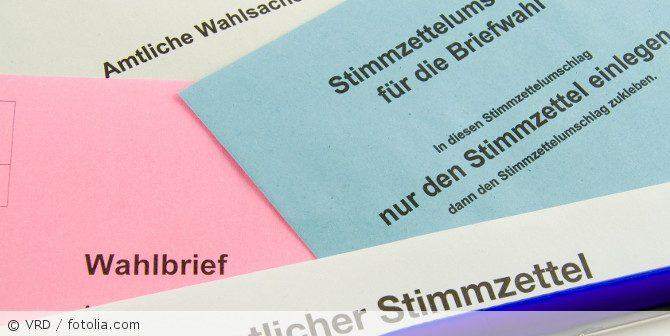 Datenschutz bei der Bundestagswahl 2017 – Der Ablauf von der Briefpost bis zur Vernichtung der Stimmzettel