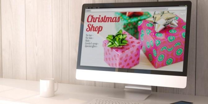 Online ausgeraubt beim Weihnachtsshopping