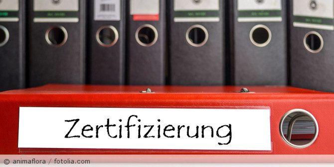 Zertifizierungen gem. EU-DSGVO