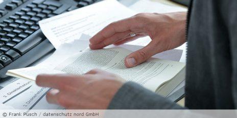 Falscher Datenschutzbeauftragter – Bußgeld droht.