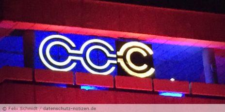 Ausgewählte Talks vom 33C3 aus (nicht allein) datenschutzrechtlicher Sicht