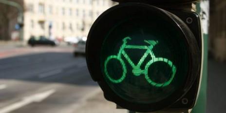Grün für Radfahrer, Rot für den Datenschutz?