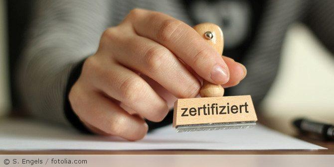 Der IT-Sicherheitskatalog und Zertifizierungsstellen