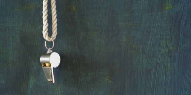 Schutz der Geschäftsgeheimnisse versus Whistleblowing