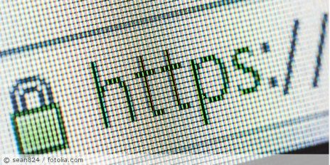 Webseiten gemäß Stand der Technik schützen