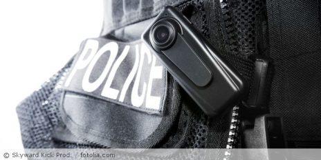 Niedersachsen bestellt 500 Bodycams