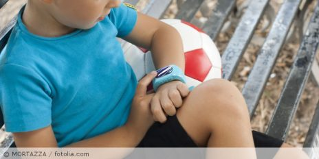 Smartwatch_Kinder_fotolia_119011538