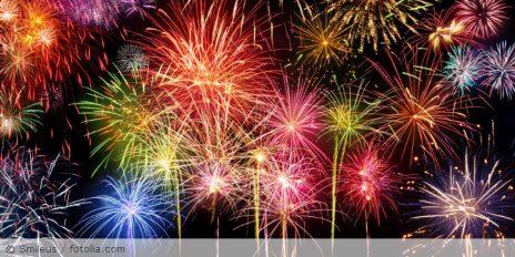 Zum Schluss des Jahres: Raketen, Silvesterpunch und Personalausweiskopien