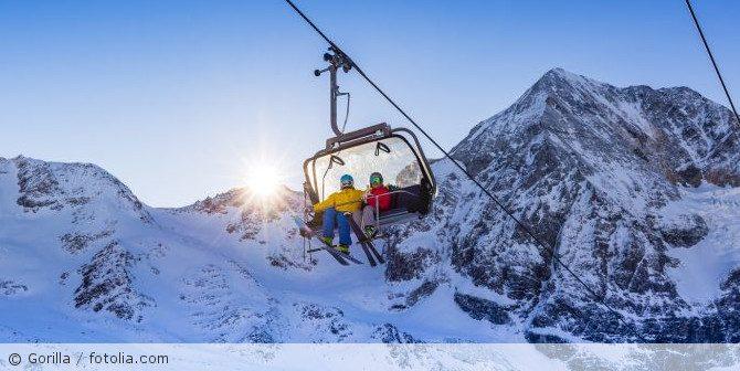 Bitte recht freundlich! – Gesichtskontrollen bei Skiliften
