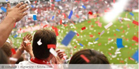 Gesichtserkennung im Fußballstadion bald Alltag?