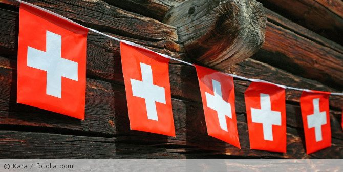Die Schweiz und die Datenschutzgrundverordnung