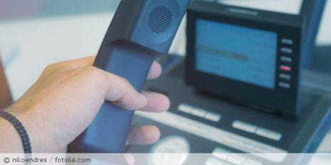 Telefonieren durchaus erwünscht – wie die Kirchen die Informationspflichten regeln