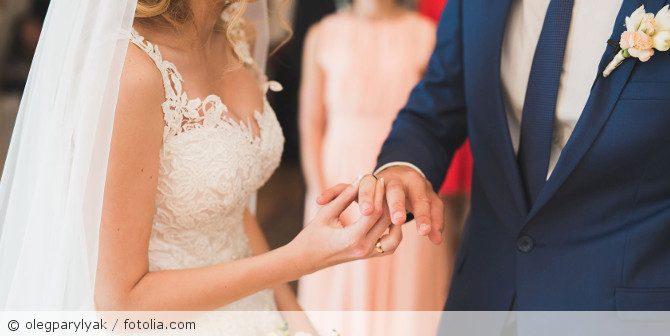 Hochzeit – Macht der Datenschutz denn vor nichts mehr halt?