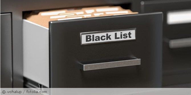 Datenschutzkonferenz legt Blacklist vor