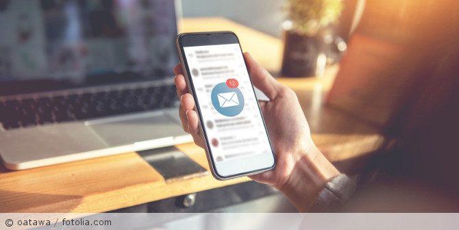 Wie gehen kirchliche Einrichtungen mit Newslettern und E-Mail-Verteilern um?